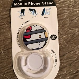Holder for phone